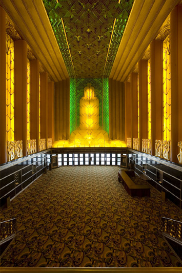 Art deco san francisco the architecture of timothy pflueger for Art deco cinema interior